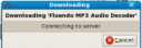 Downloading the MP3 Codec